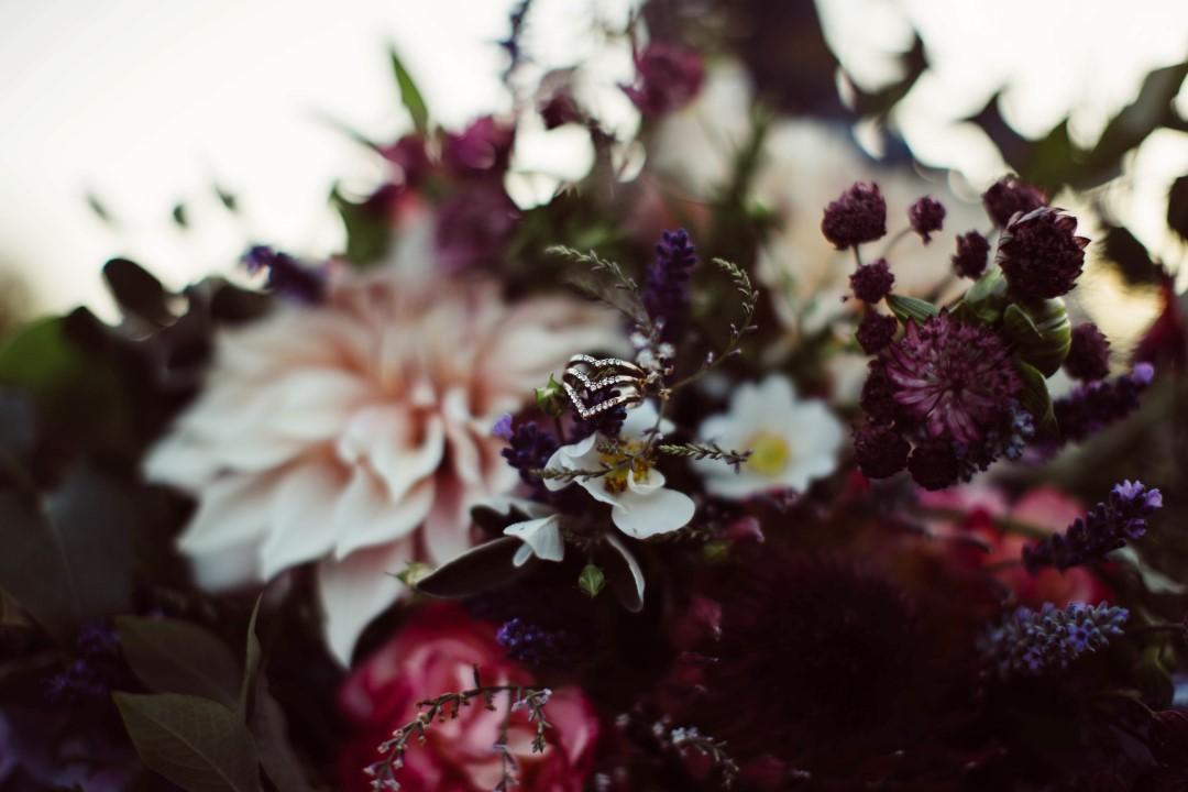 Lavender and Love Vancouver Island Wedding Magazine