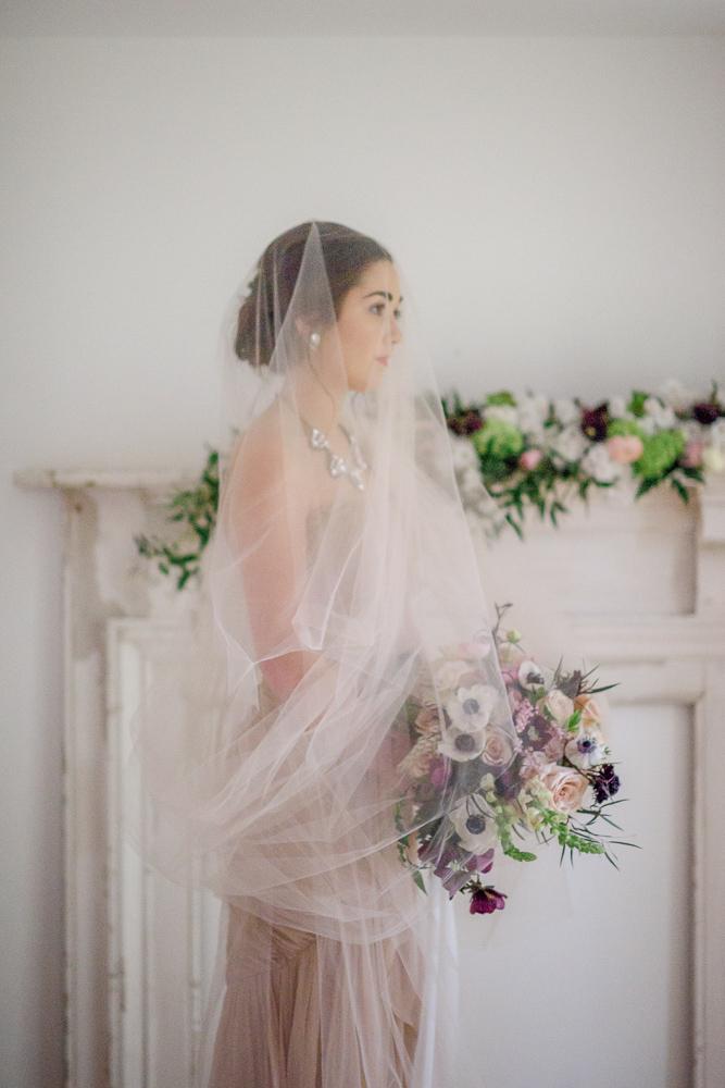 Bridal Beauty Colours of the Wind Erin Wallis Photography West Coast Weddings Magazine