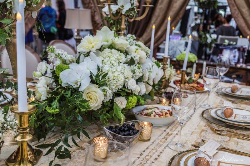 Charming Decor Trends for West Coast Weddings Magazine