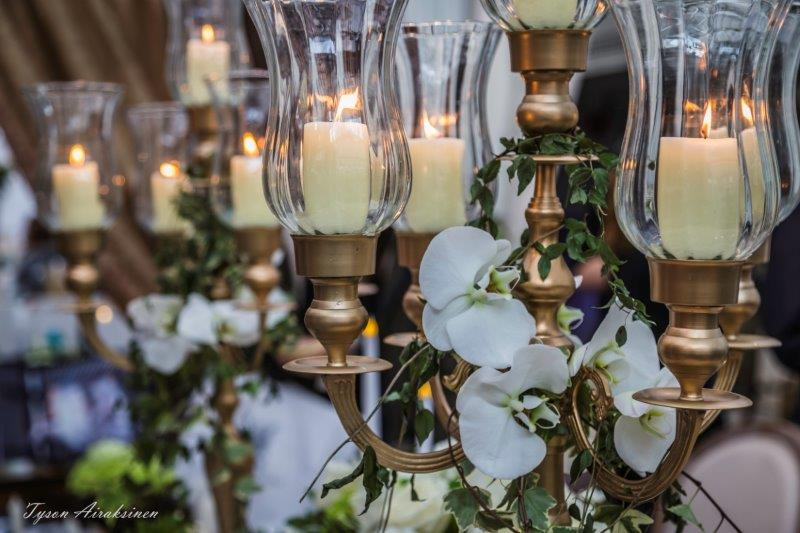 Charming Decor Trends for West Coast Weddings Magazine