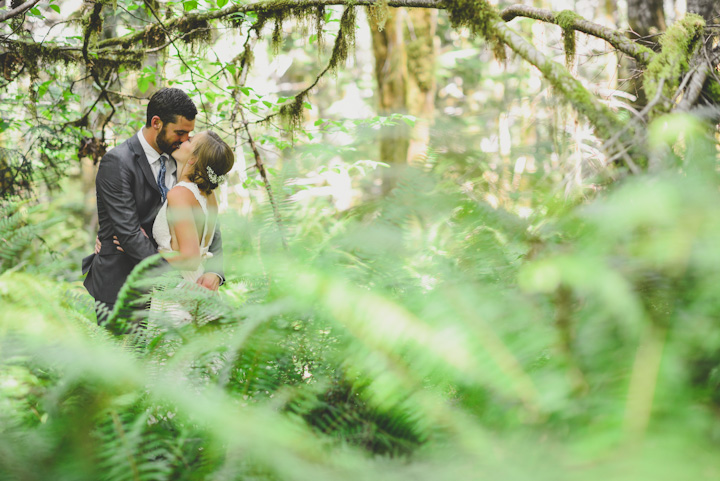 A Backyard Affair in Tofino with Laughter and Love | Bracey Photography | West Coast Weddings Magazine