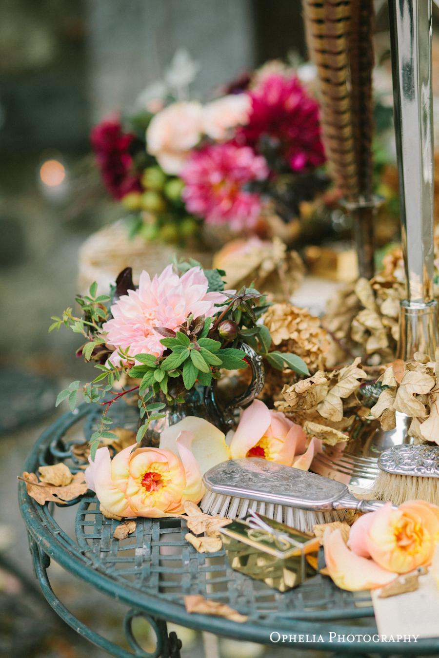 Decor West Coast Weddings Vancouver Island English Garden
