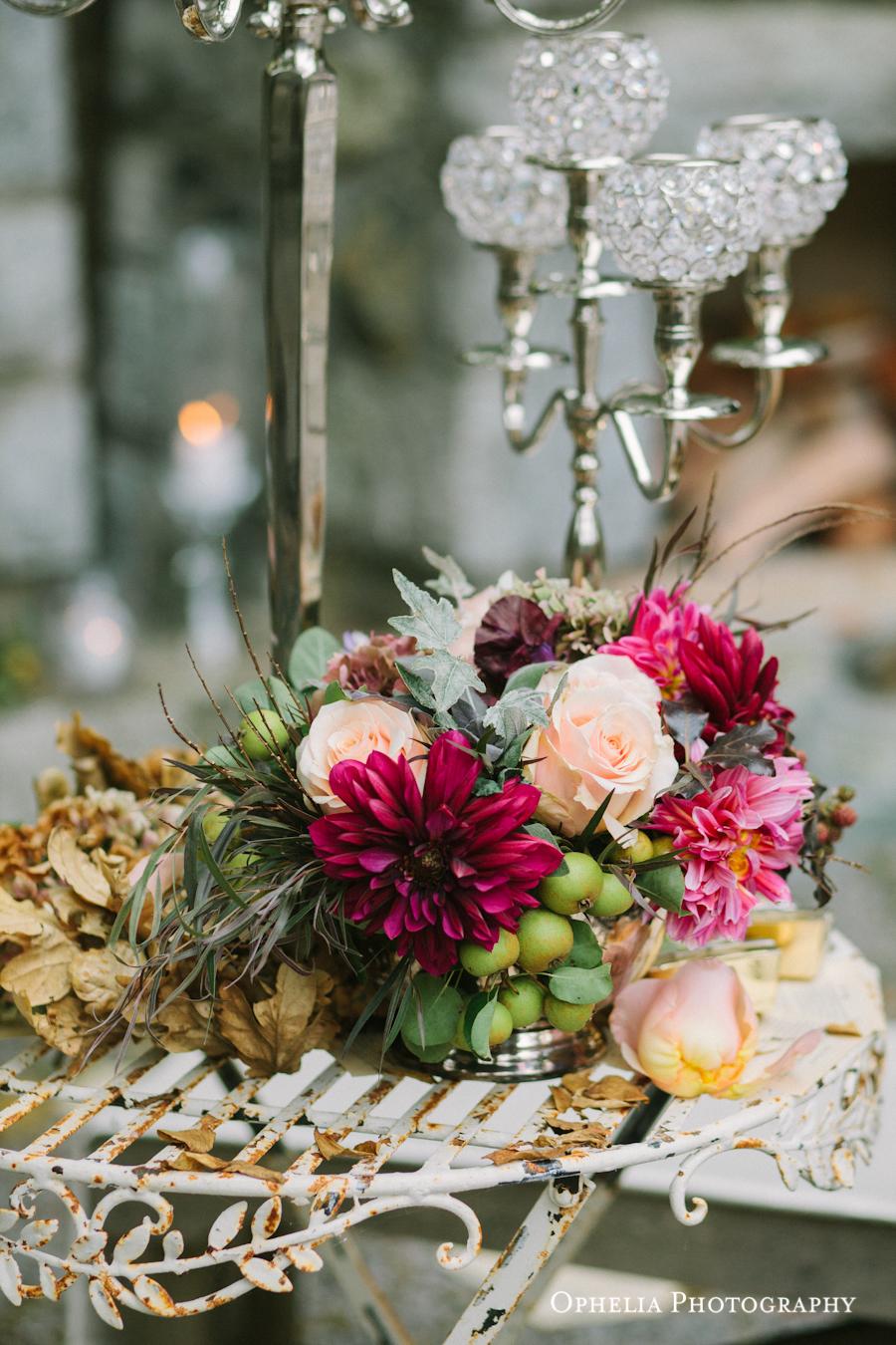 West Coast Weddings Vancouver Island English Garden