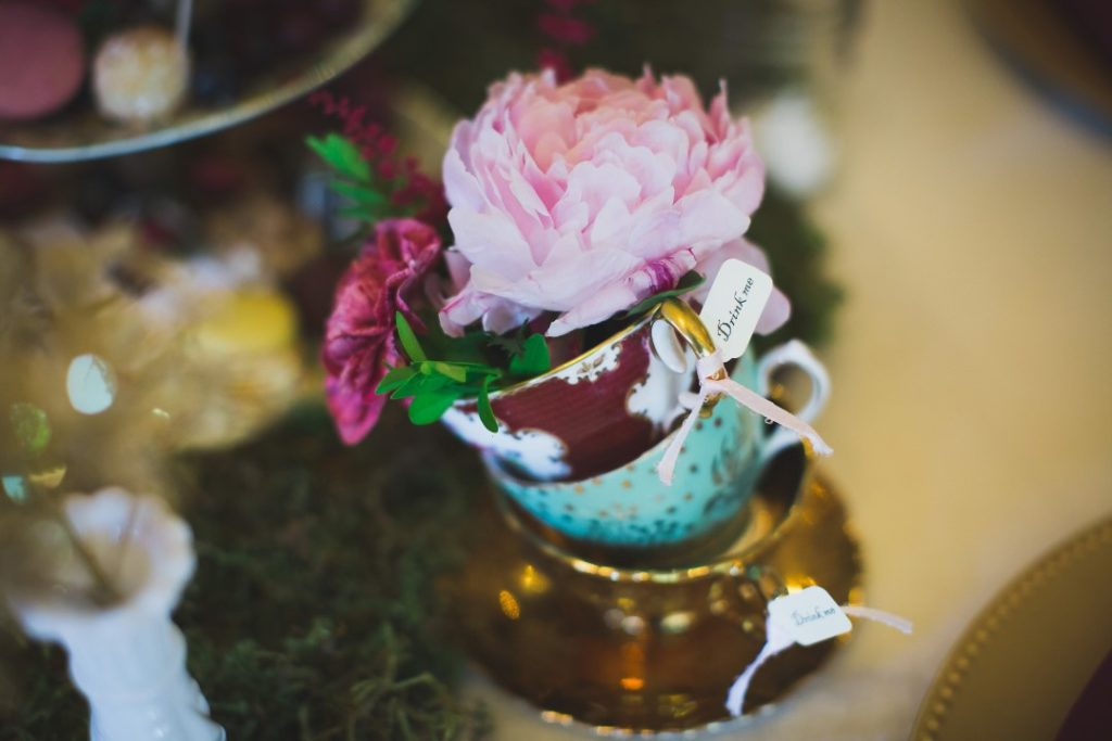 Mad Tea Party Decor Hatley Castle West Coast Weddings Magazine