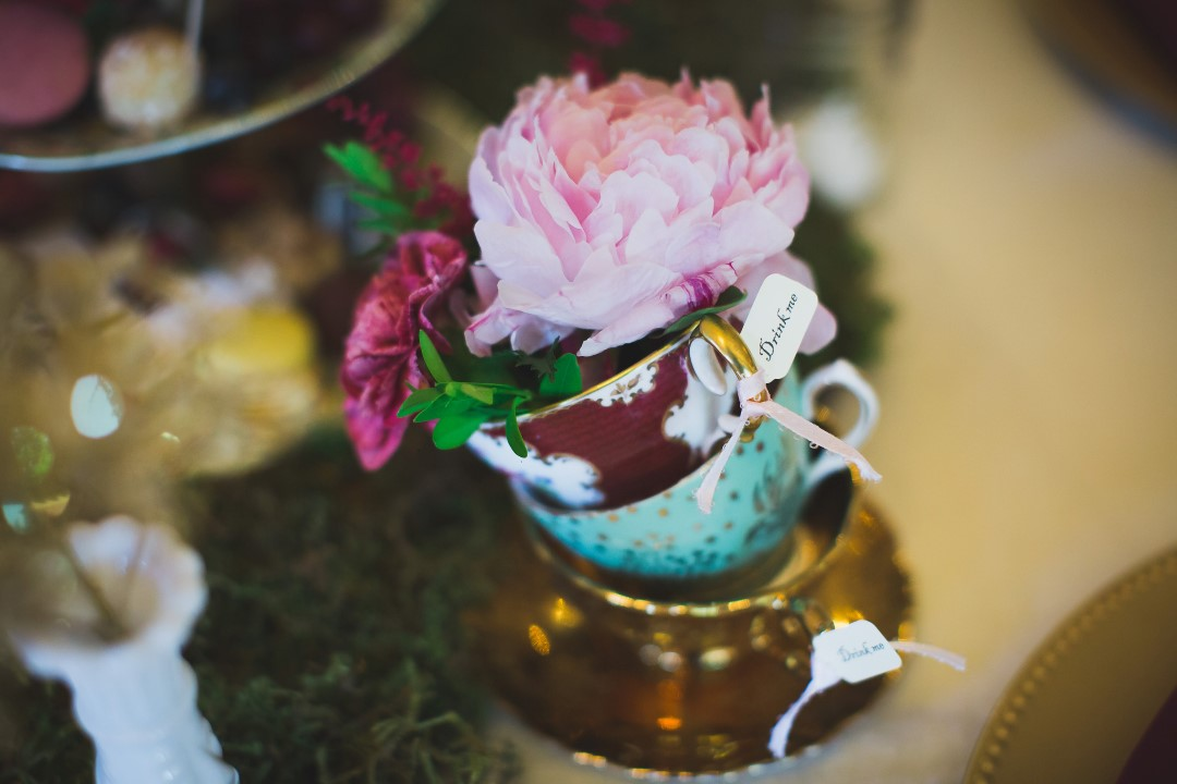 Mad Tea Party Decor Hatley Castle West Coast Weddings Magazine