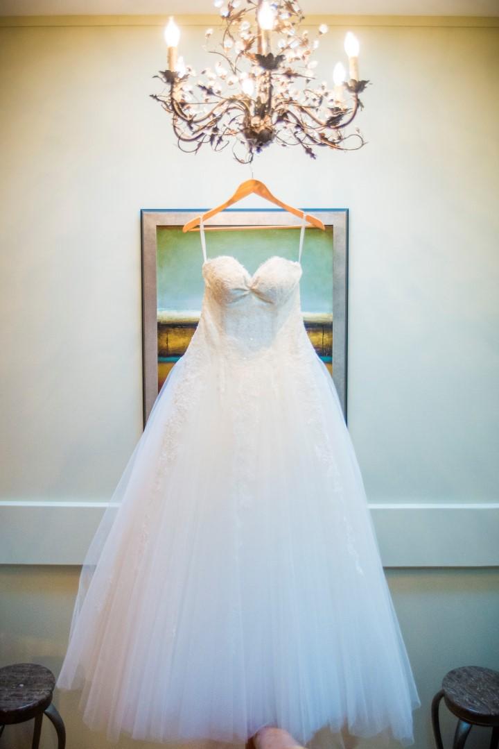 Bridal Gown Ocean View West Coast Weddings Magazine