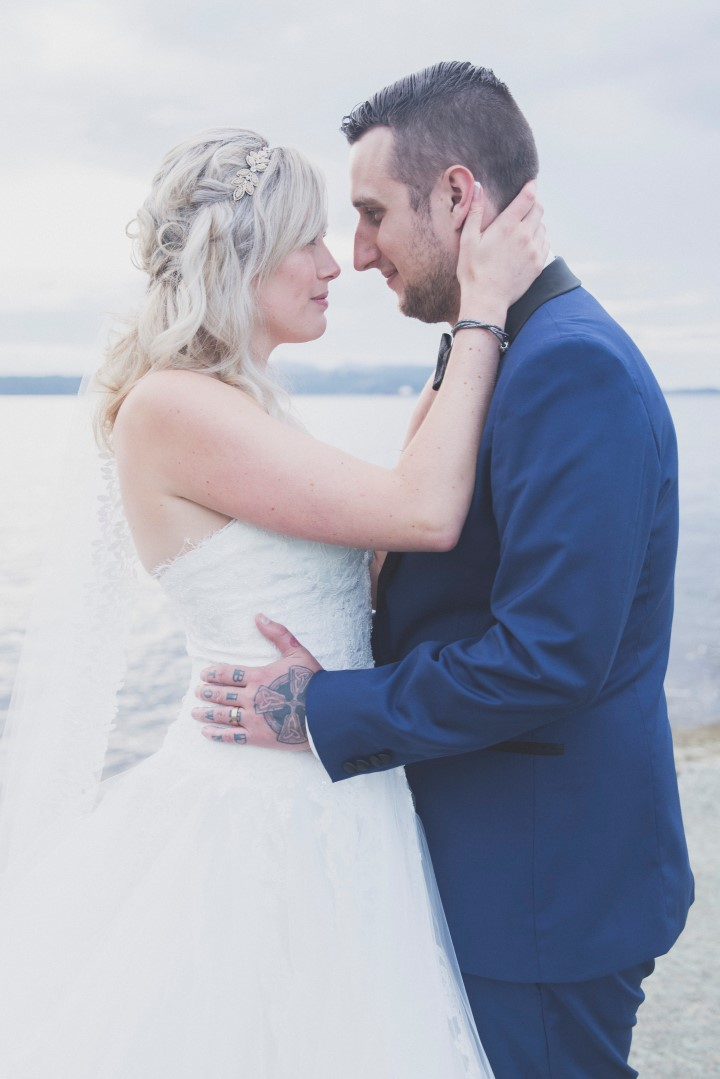 Ocean View West Coast Weddings Magazine