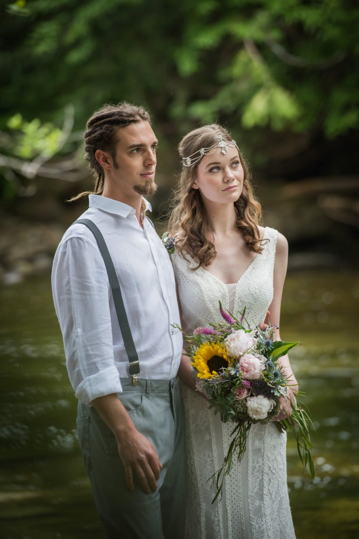 River Romance Thrifty Foods Floral West Coast Weddings Magazine