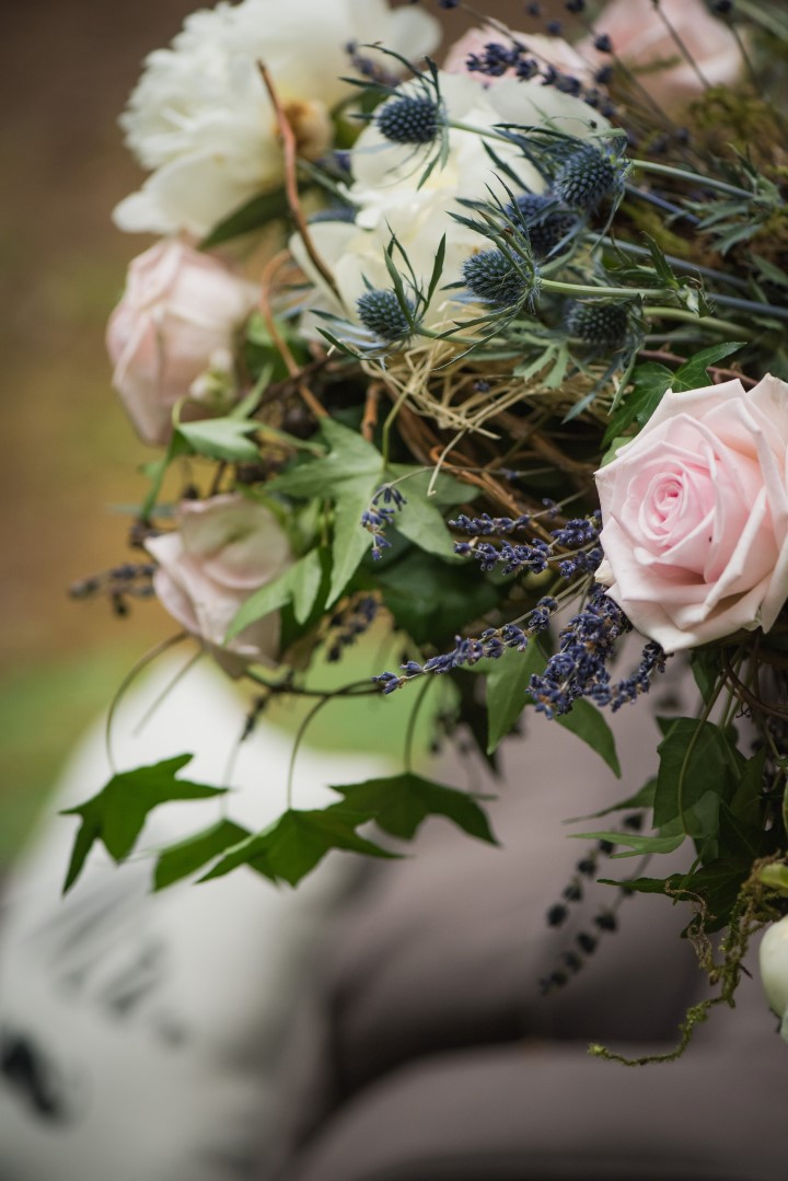 Floral Bouquet Thrifty Foods Boho River Romance British Columbia Wedding