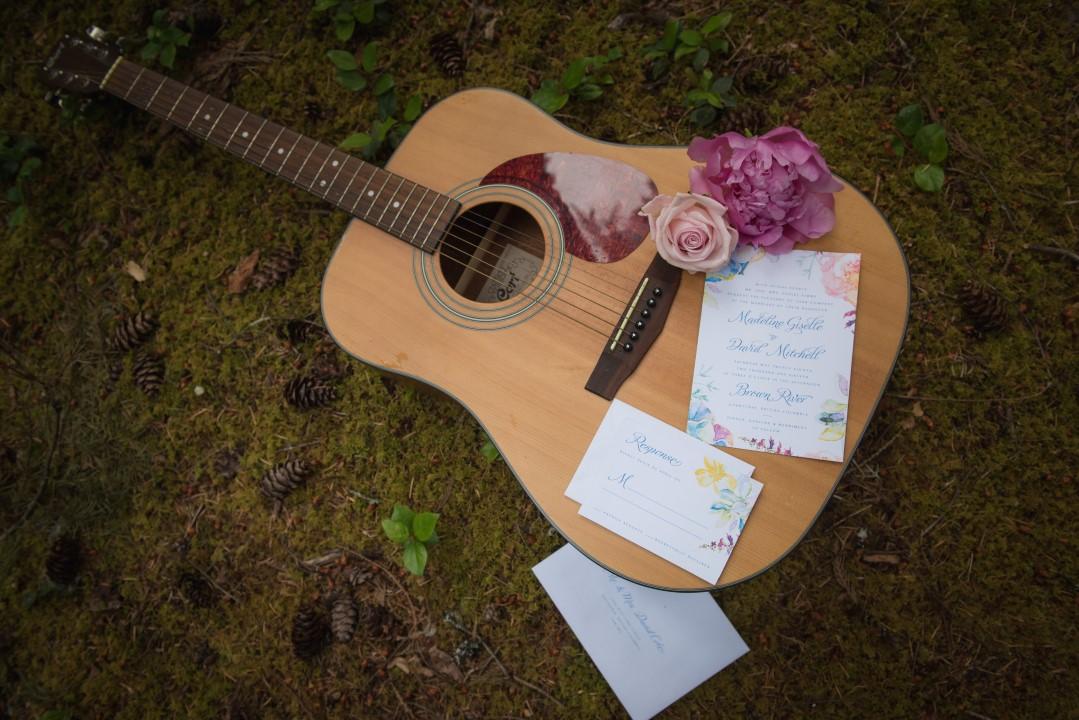 River romance West Coast Weddings Magazine New Leaf Photography