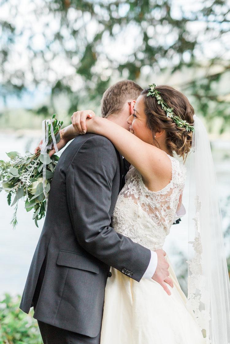 Marnie & Drew Eco Friendly Inspired Wedding by Jennifer Picard Photography
