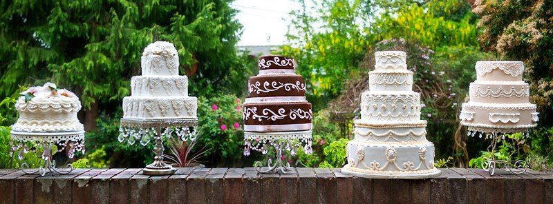 Ooh La La Cupcakes Wedding Cake Vancouver Island Wedding Magazine