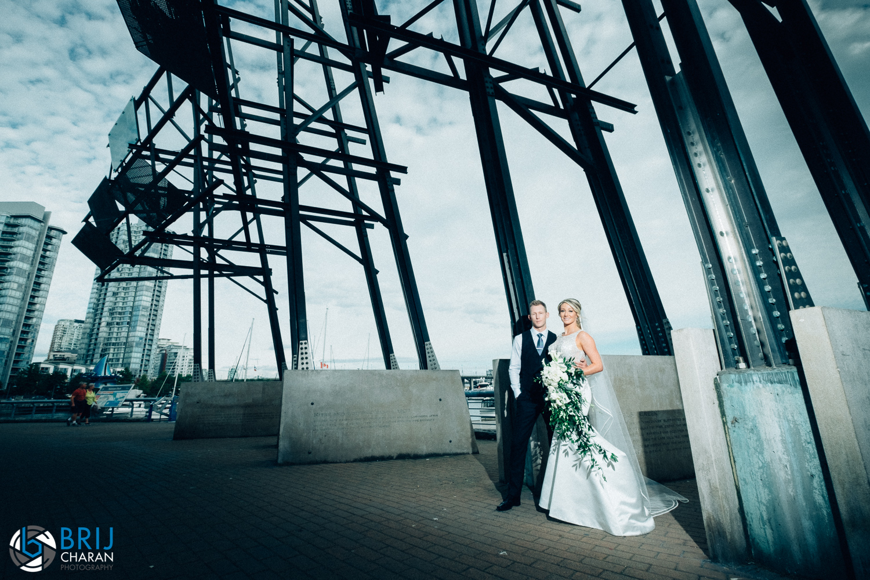 Styled Session Newlyweds in Vancouver Wedding Magazine