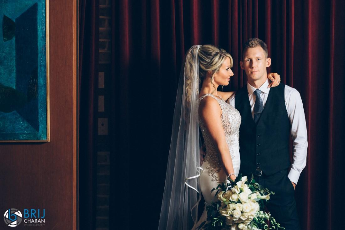 Styled Photoshoot for Newlyweds in Vancouver Wedding Magazine