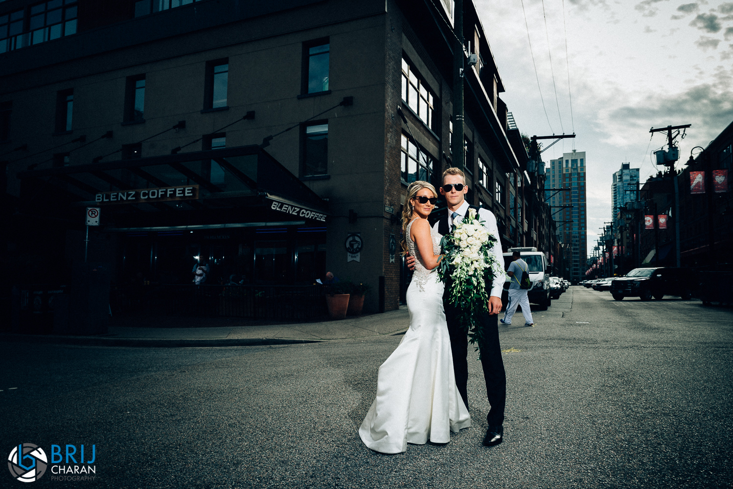 Newlyweds Styled Photo Session in Vancouver