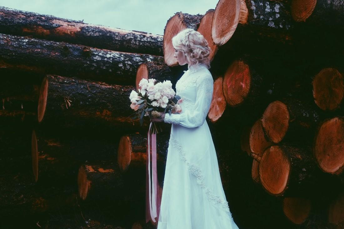 Vintage Brides on Vancouver Island West Coast Weddings Magazine