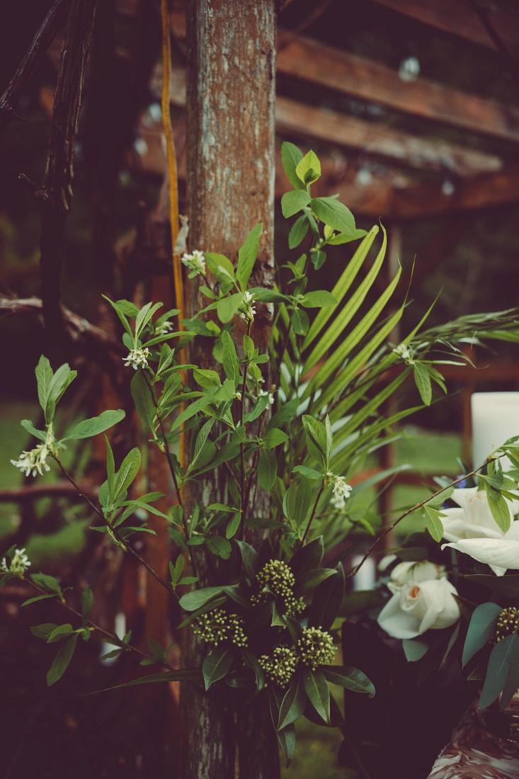Floral Decor Nanaimo Wedding Vancouver Island