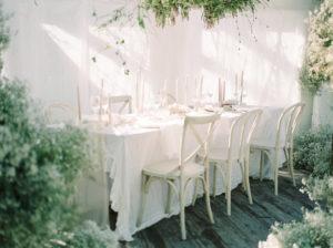 Romantic Floral Filled Affair West Coast Weddings MagazineWest Coast Weddings Magazine