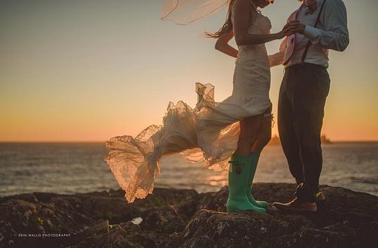 West Coast Weddings Magazine Fabulous Bridal Footwear