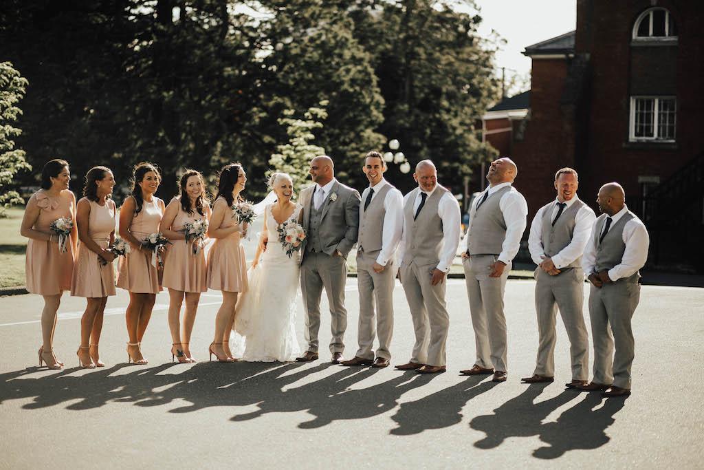 West Coast Weddings Magazine Vancouver Island Garden Celebration