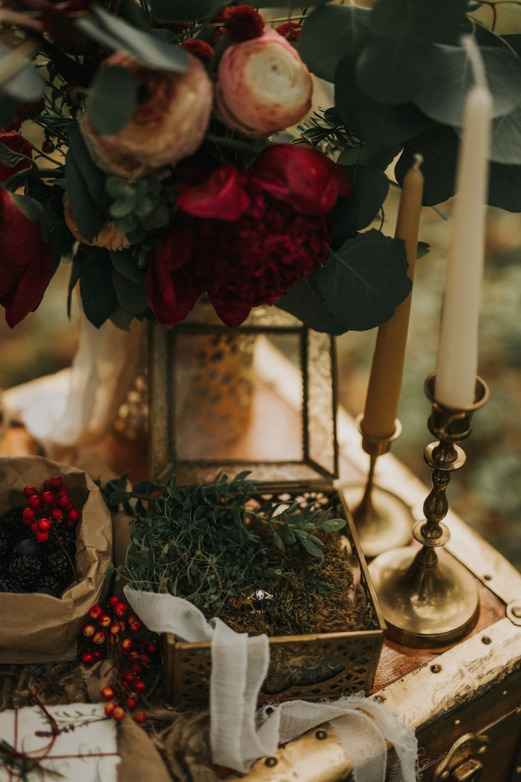West Coast Weddings Magazine Hatley Castle GlassHouse