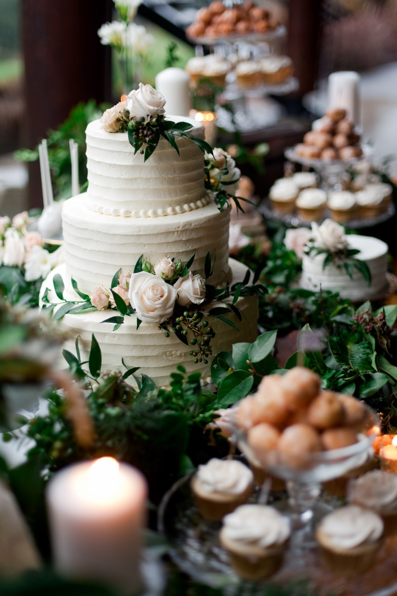 Gorgeous Greenery & Sweet Cakes West Coast Weddings Magazine Vancouver Island Weddings