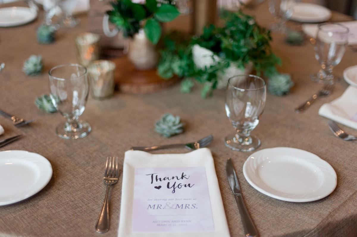 Gorgeous Greenery and Sweet Cakes West Coast Weddings Magazine