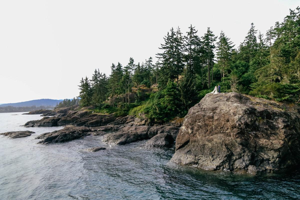 The After Wedding Session West Coast Weddings Magazine Vancouver Island