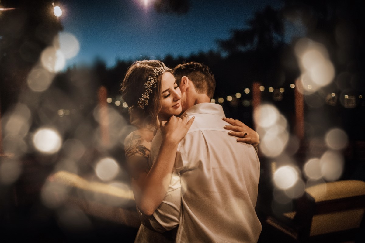 Newlyweds The Wedding of Taylor & Sheldon By The Lake West Coast Weddings Magazine Vancouver Island BC