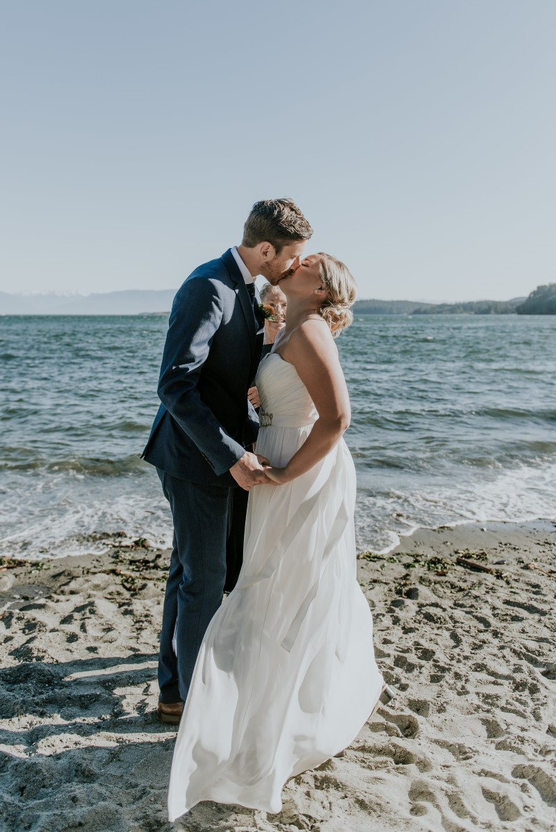 Seaside Elopement on Vancouver Island West Coast Wedding Magazine