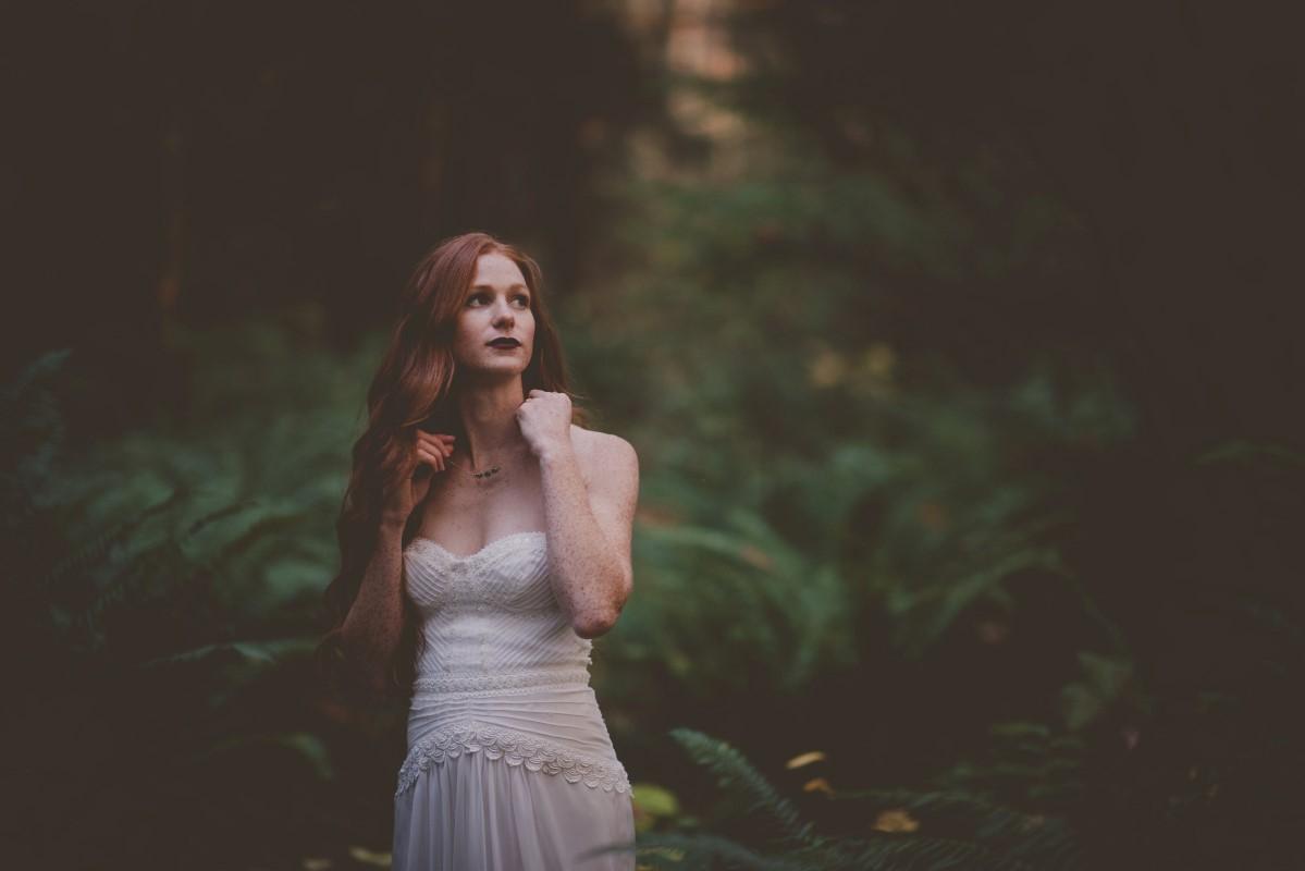 Into the Woods Inspiration Vancouver Island West Coast Weddings Magazine