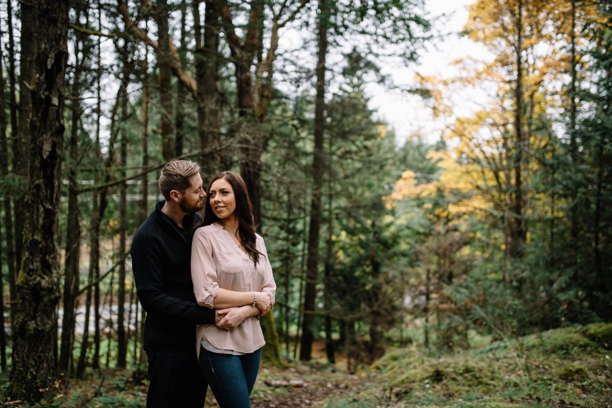 Tea for Two Engagement Session by Masika May Photography West Coast Weddings Magazine BC Wedding Magazine Vancouver Island
