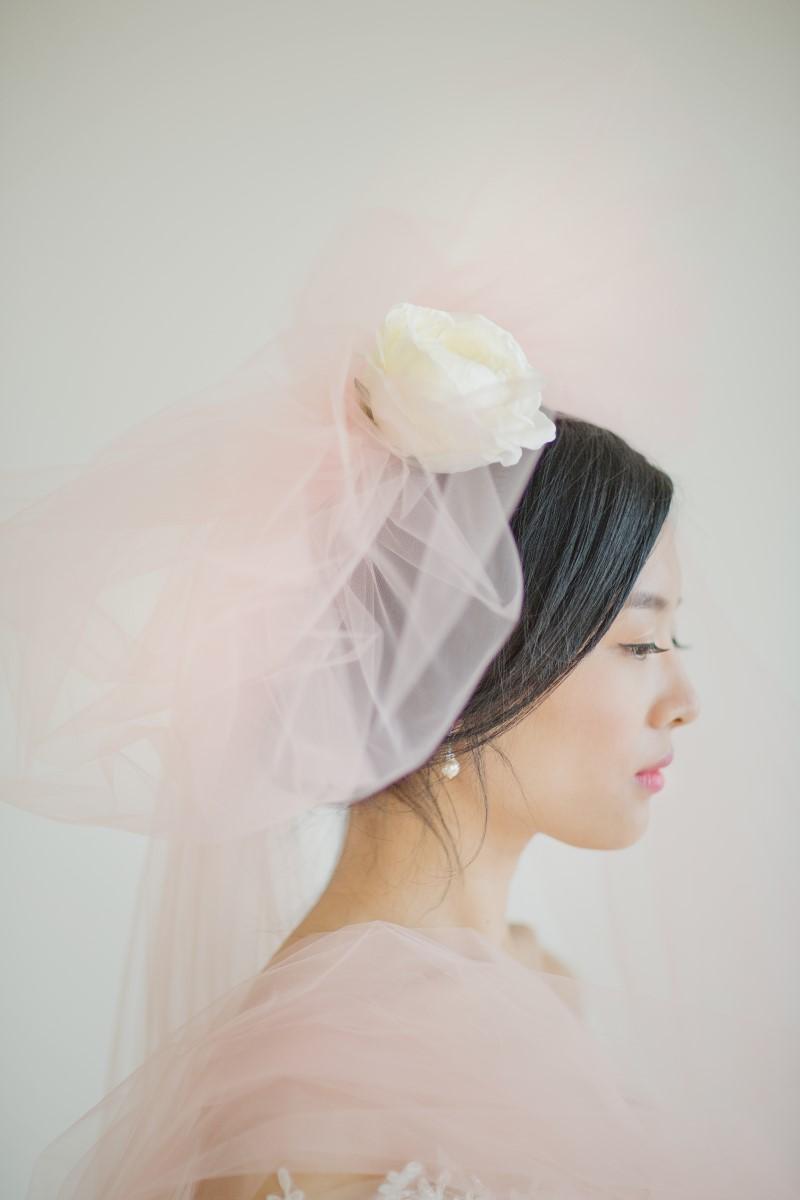 Van Mobile Makeup Asian Botanical Beauty Maru Photography Deborah Lee Designs West Coast Weddings Magazine