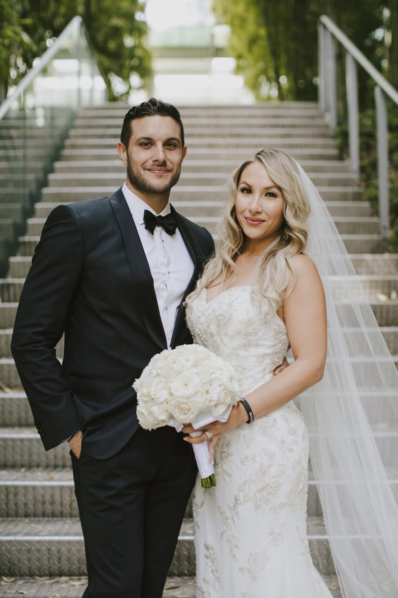 Trump International Hotel Kayseeb abd Stevan Silk Sophistication Ophelia Photography Vancouver West Coast Weddings Magazine