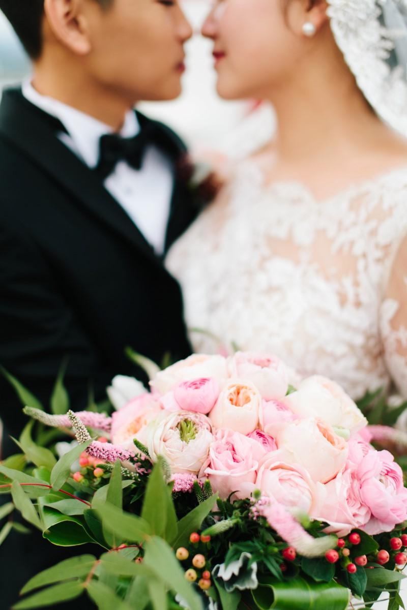 Cherry Wang Events | Rosa Clara | Fairmont Pacific Rim | Angeline | Bobo Zhao | Beige Weddings | Laurence Zhang | Effie Design | West Coast Weddings Magazine | BC Wedding Magazine | Vancouver Wedding Magazine