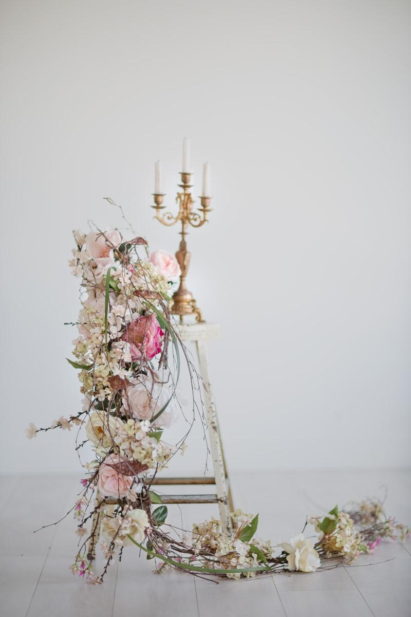 Decor for Asian Botanical Beauty Maru Photography Deborah Lee Designs West Coast Weddings Magazine