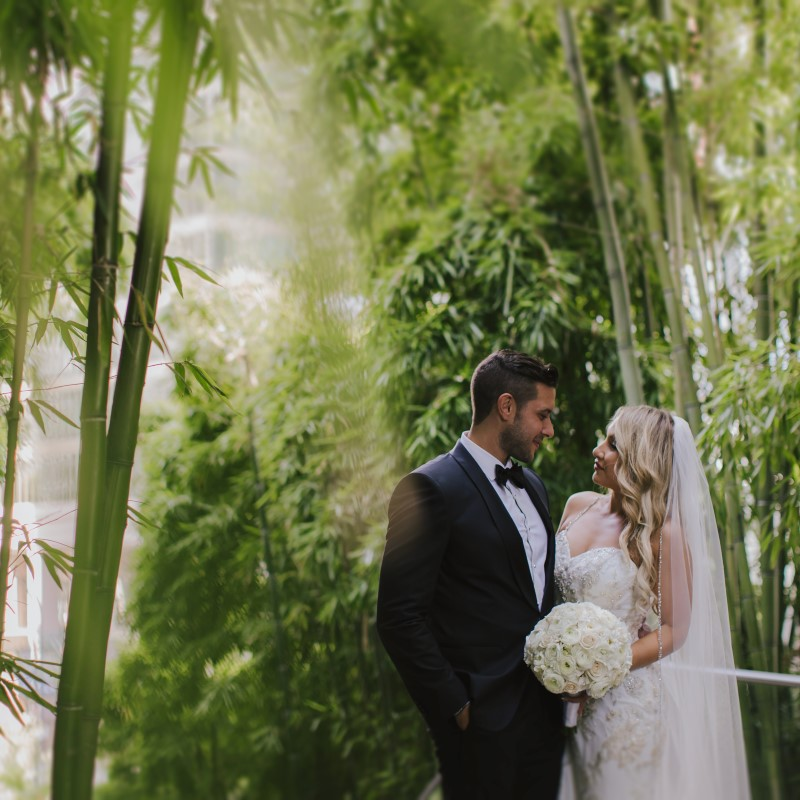 Kayseeb abd Stevan Silk Sophistication Ophelia Photography Vancouver West Coast Weddings Magazine
