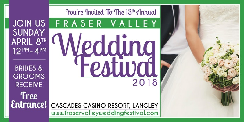 Fraser Valley Wedding Festival
