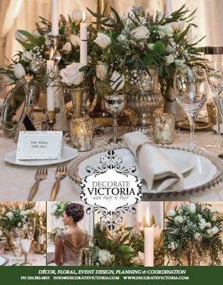 Decorate Victoria