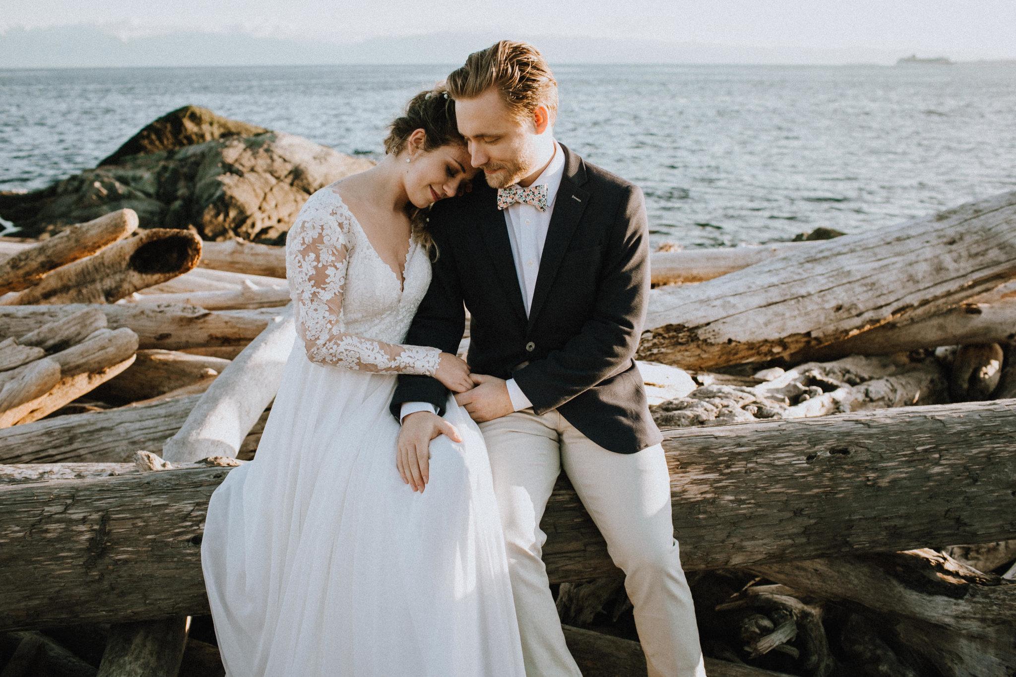 Beach Bridal Makeup by Erin Bradley West Coast Weddings Magazine