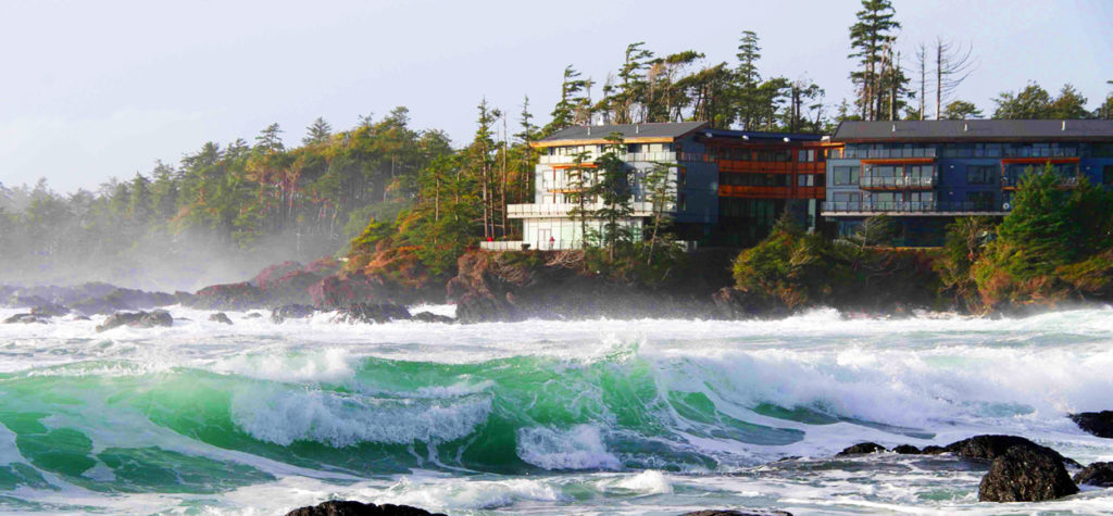 Black Rock Oceanfront Resort Wedding and Elopements on Vancouver Island