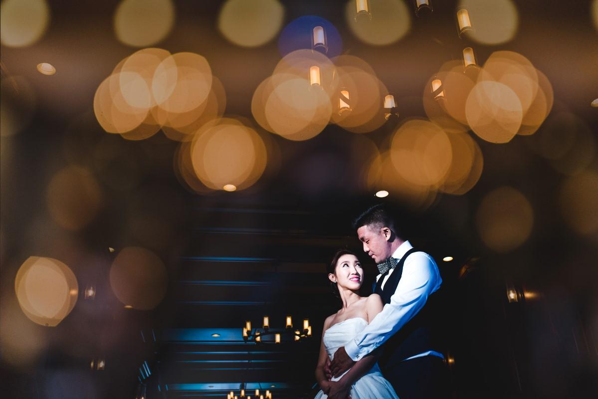 Oak Bay Beach Hotel Wedding Newlyweds Dancing Jesse Holland