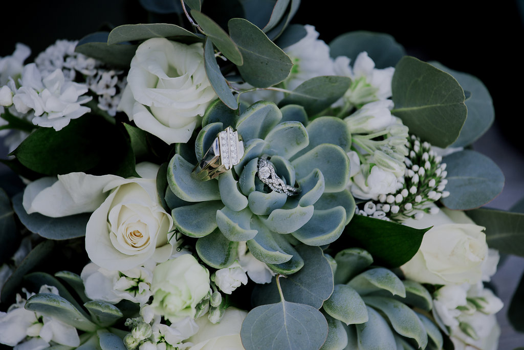 Painters Lodge Bridal Bouquet by Creative Evenings of Weddings Campbell River