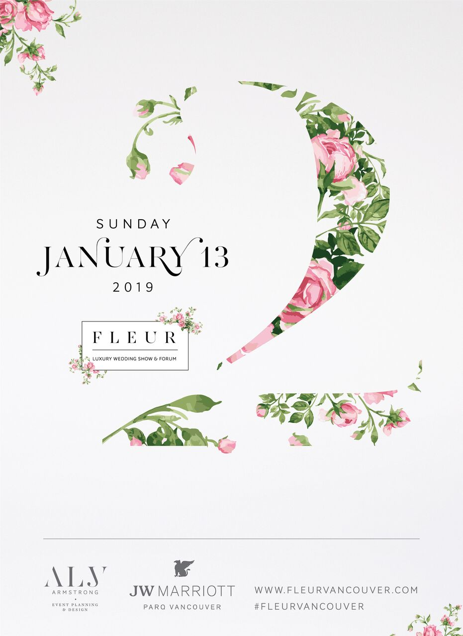 Fleur Vancouver with Aly Armstrong and Jessica Mulroney West Coast Weddings Magazine