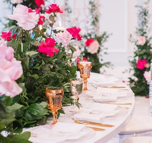 Fleur Vancouver Eclat Decor Flower Factory BlushWed Photography West Coast Weddings Magazine