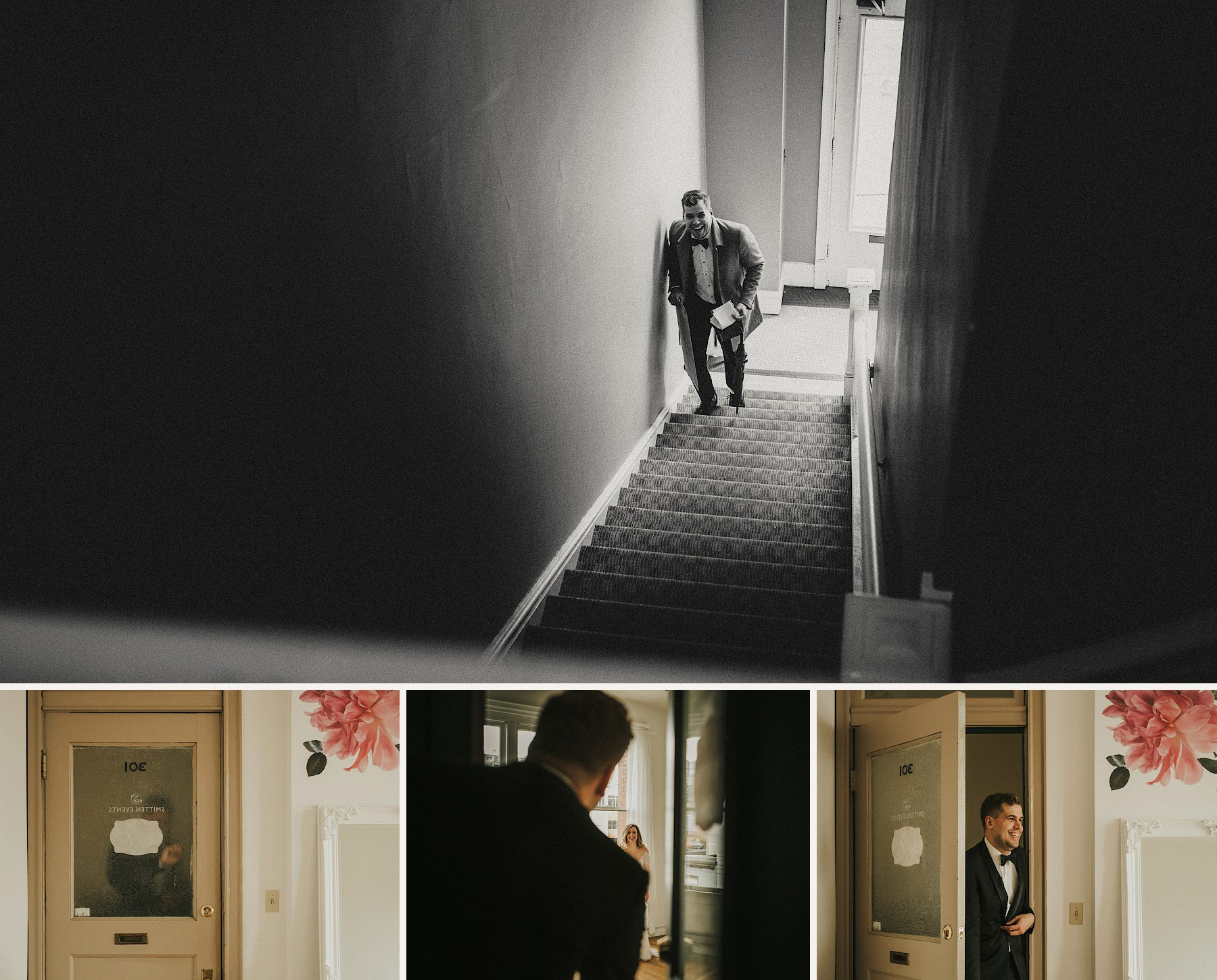 First Glance Aston + Charlie - The Magical Cover Shot Vancouver Wedding