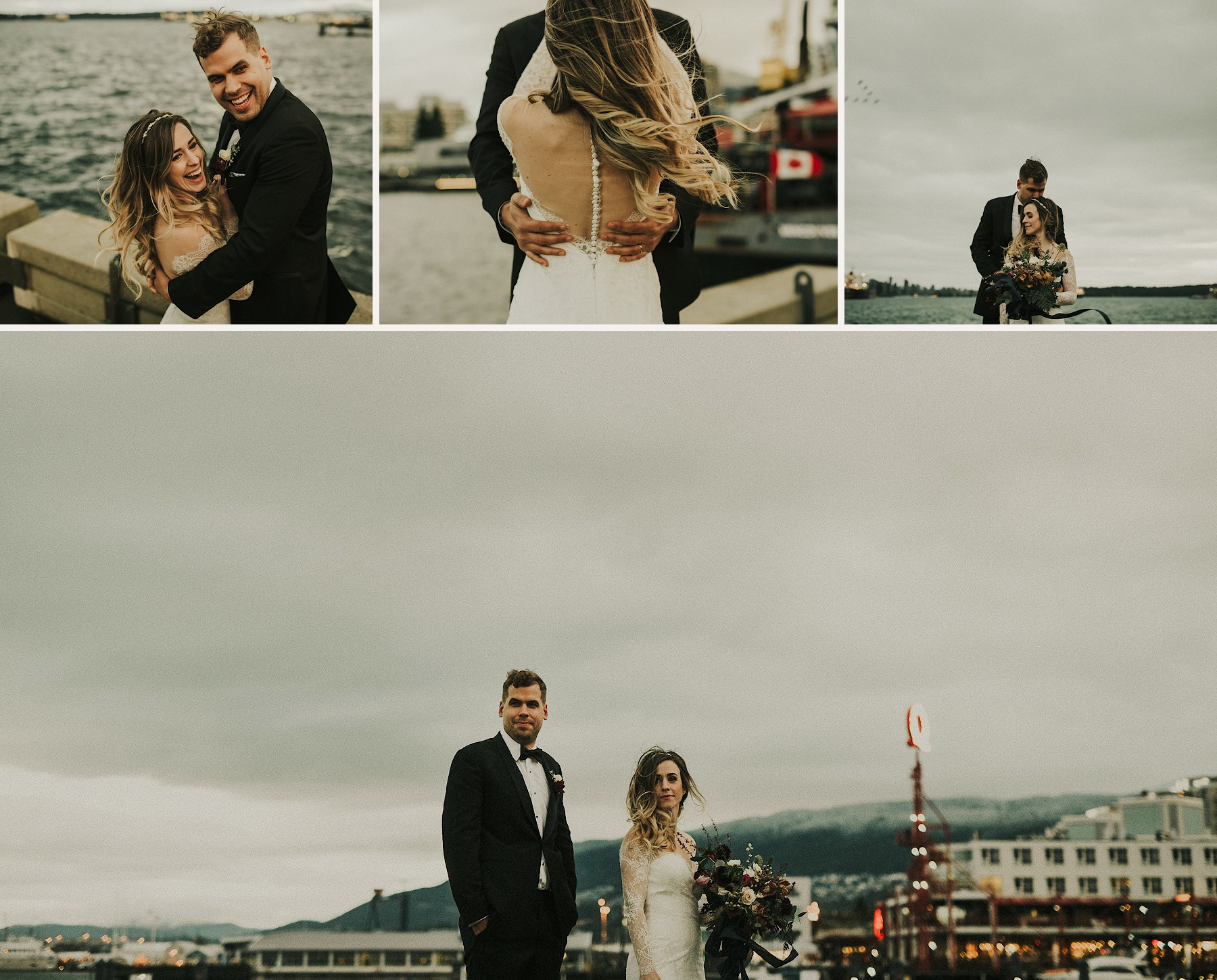 Aston + Charlie - The Magical Cover Shot Vancouver Wedding