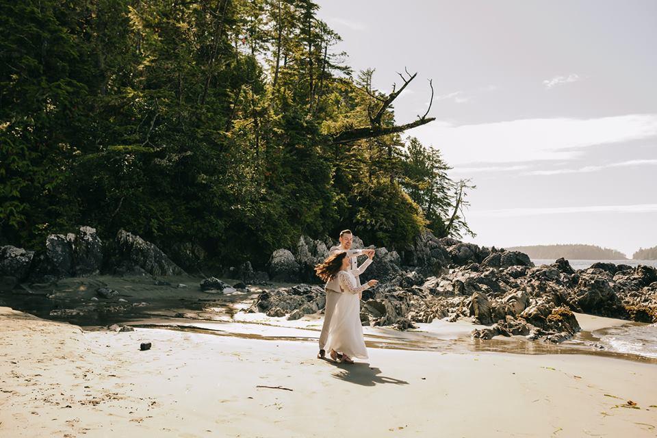 Tofino Elopement by Wild Coast Love Photography