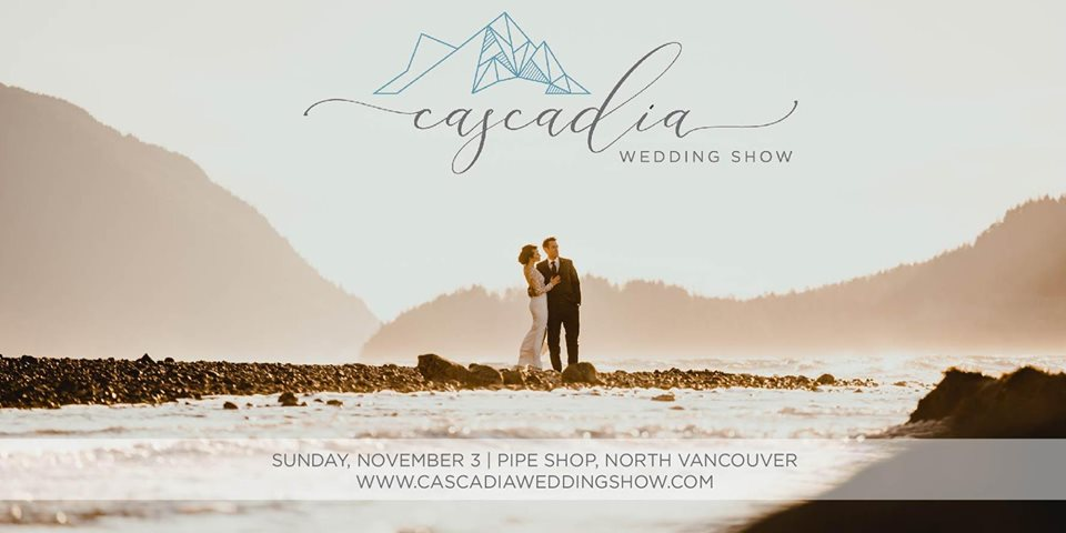 Eco Friendly Cascadia Wedding Show in Vancouver on November 3rd