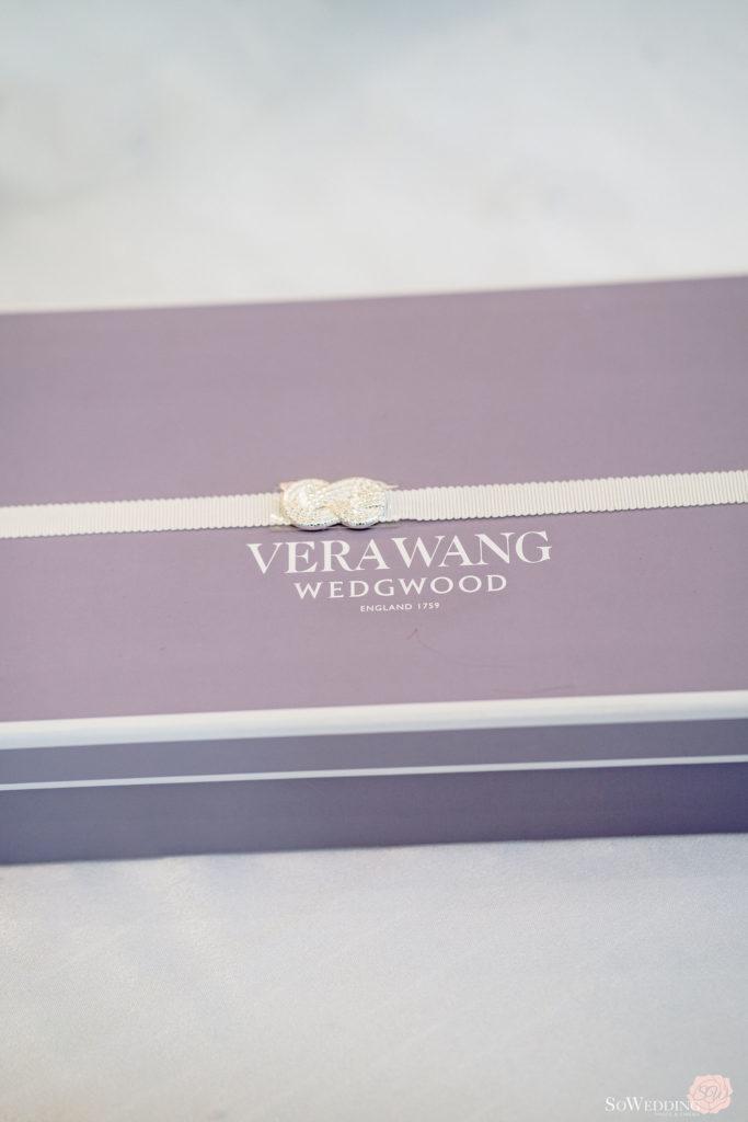 Winter Magic Wedding with Vera Wang